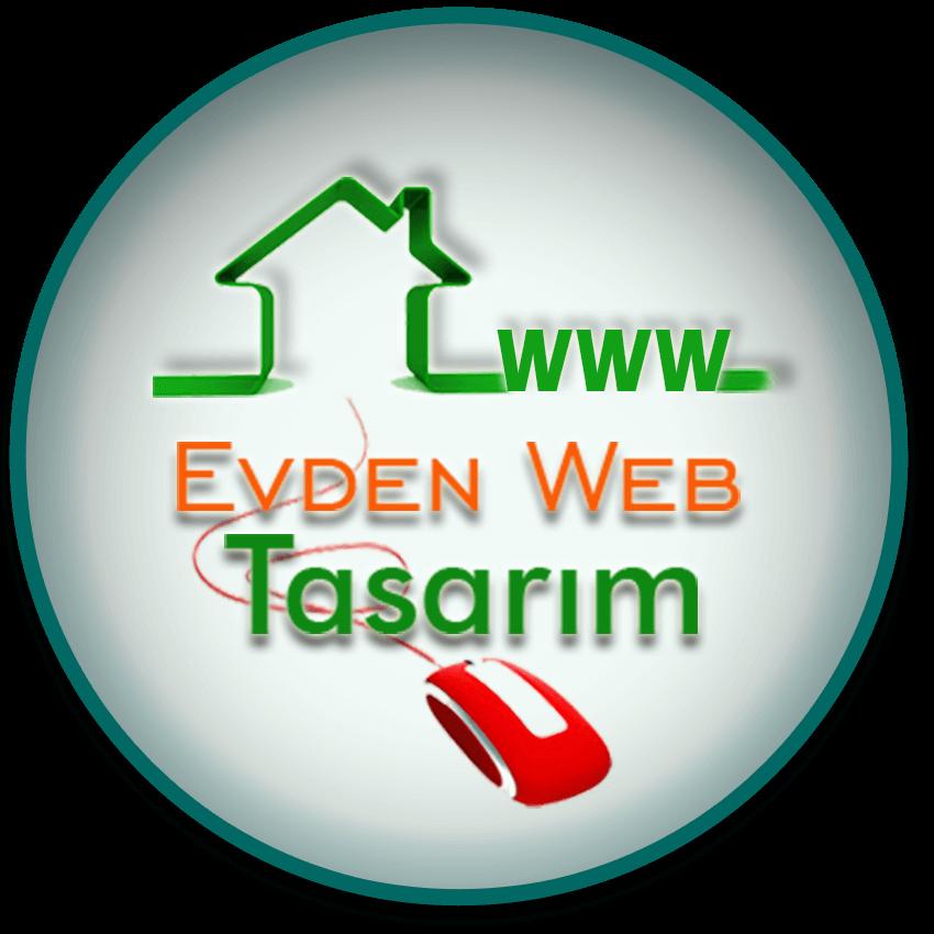 Evden Web Tasarım Logo